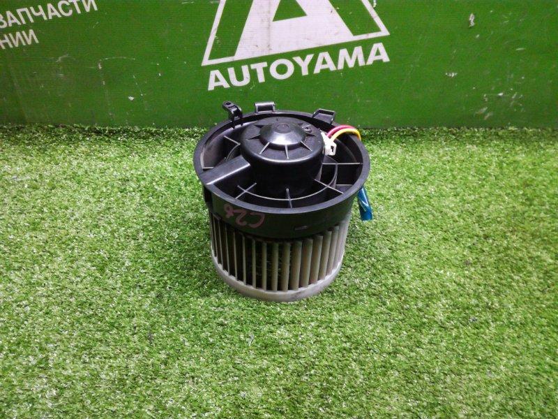 Мотор печки Nissan Serena C26 MR20DD (б/у)