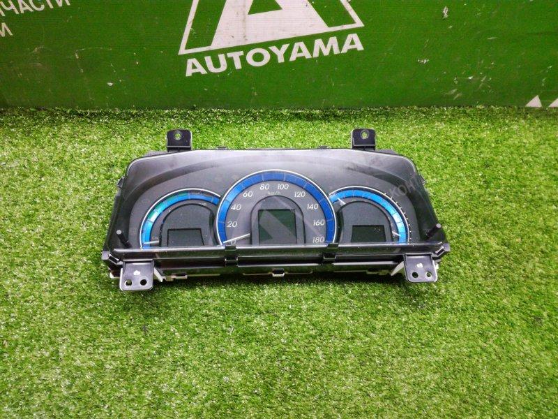 Щиток приборов Toyota Camry AVV50 2ARFXE 2012 (б/у)