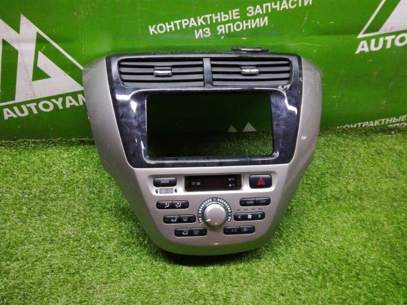 Блок управления климат-контролем Toyota Opa ZCT10 1ZZFE 2003 (б/у)