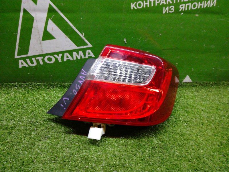 Фонарь Toyota Camry AVV50 2ARFXE 2012 задний правый (б/у)