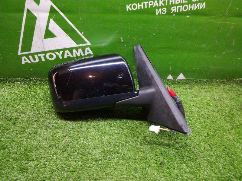 Зеркало Nissan Serena C26 MR20DD правое (б/у)