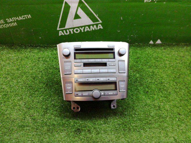 Блок управления климат-контролем Toyota Avensis AZT250 1AZFSE 2006 (б/у)