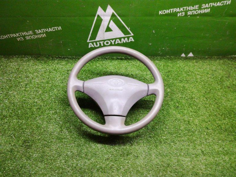 Руль Toyota Platz NCP12 1NZFE 2000 (б/у)