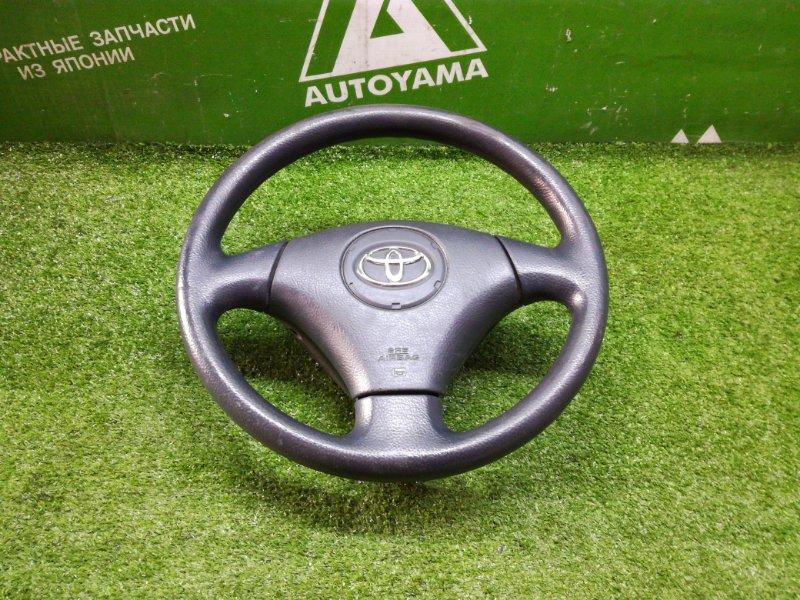 Руль Toyota Opa ZCT10 1ZZFE 2003 (б/у)