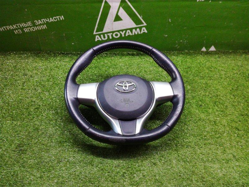 Руль Toyota Vitz NCP131 1NZFE 2011 (б/у)