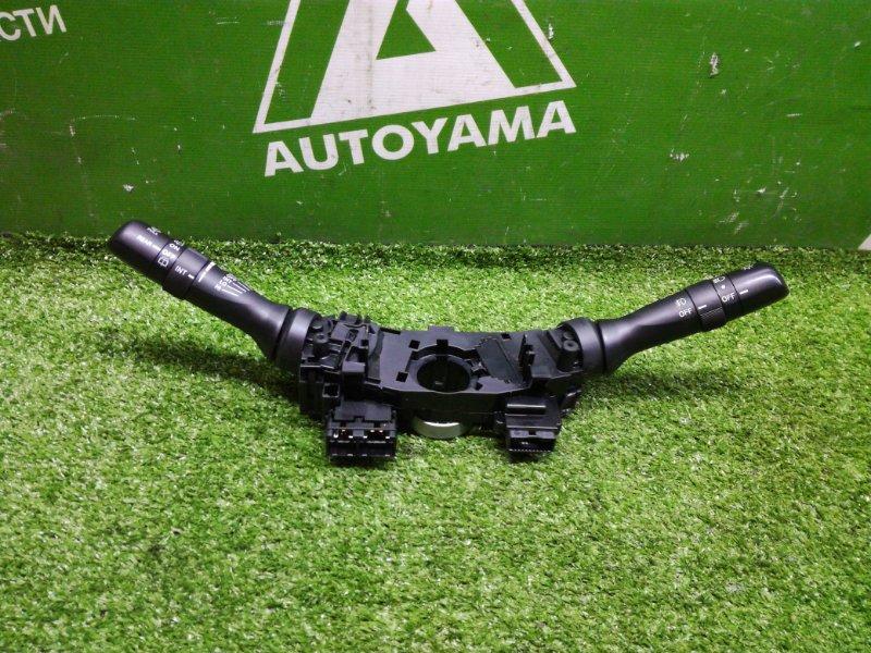 Блок подрулевых переключателей Toyota Vitz NCP131 1NZFE 2011 (б/у)
