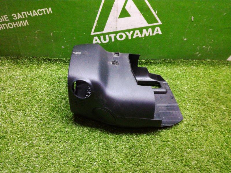 Кожух рулевой колонки Toyota Vitz NCP131 1NZFE 2011 (б/у)