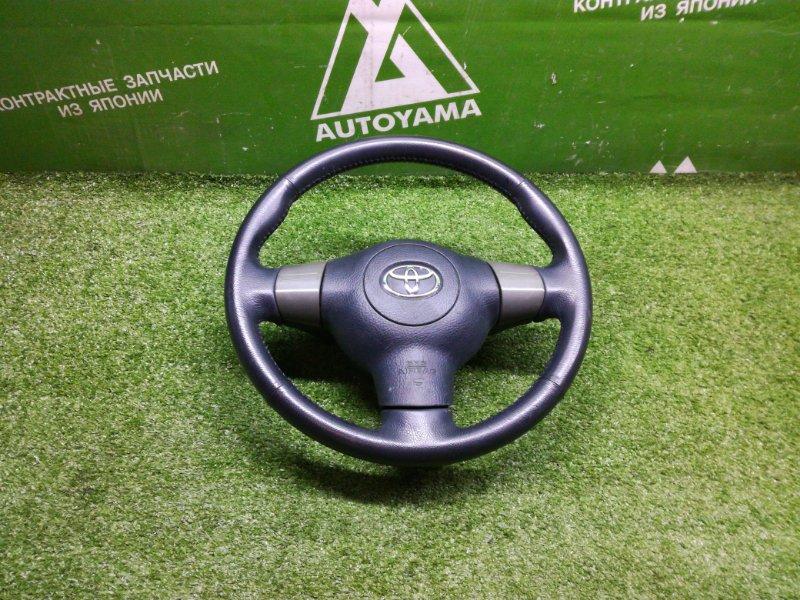 Руль Toyota Wish ZNE10 1ZZFE 2006 (б/у)