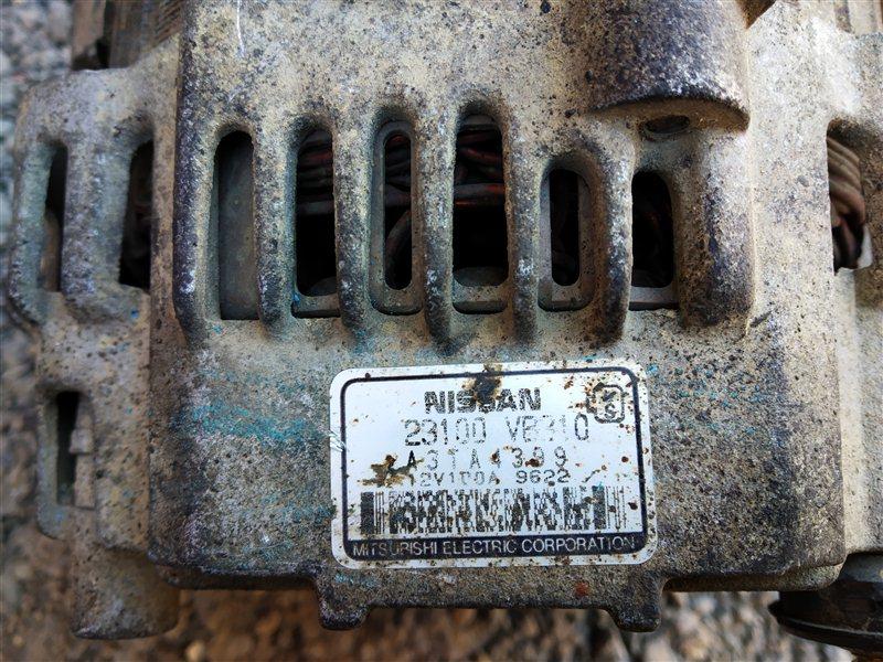 Генератор Nissan Np300 D22 YD25 2012 (б/у)