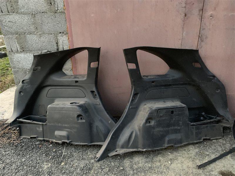Обшивка багажника Daewoo Winstorm KLAC Z20S 2008 (б/у)