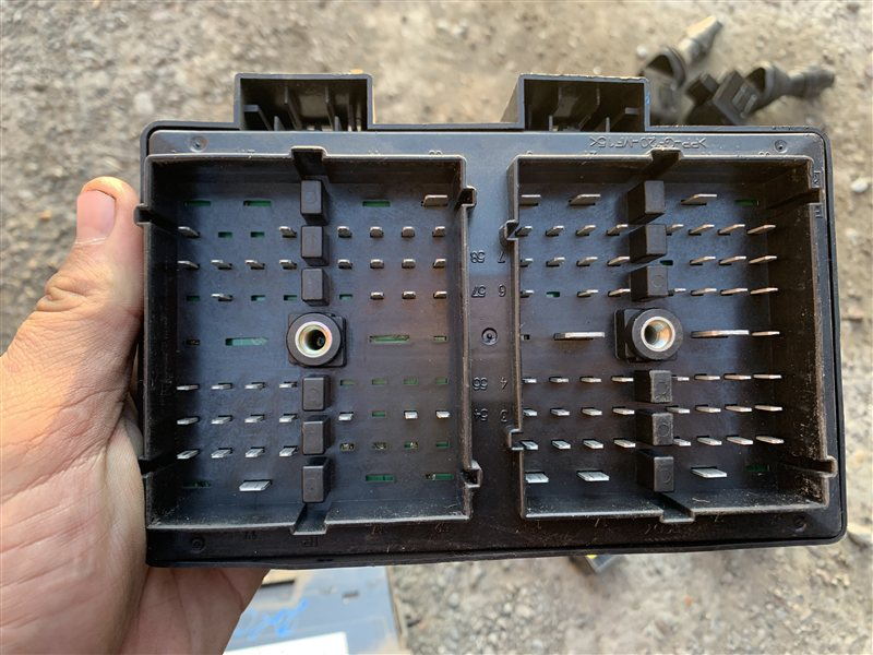 Блок предохранителей Daewoo Winstorm KLAC Z20S 2008 (б/у)