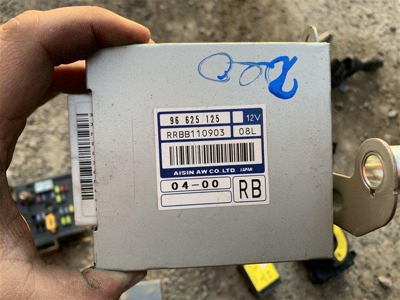 Блок управления акпп Daewoo Winstorm KLAC Z20S 2008 (б/у)