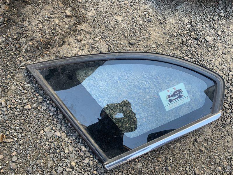 Стекло кузовное глухое Daewoo Winstorm KLAC Z20S 2008 (б/у)