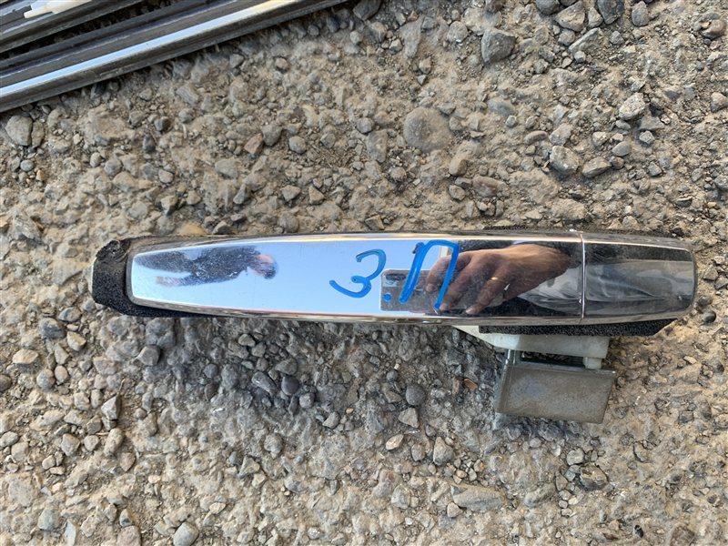 Ручка двери внешняя Daewoo Winstorm KLAC Z20S 2008 задняя правая (б/у)