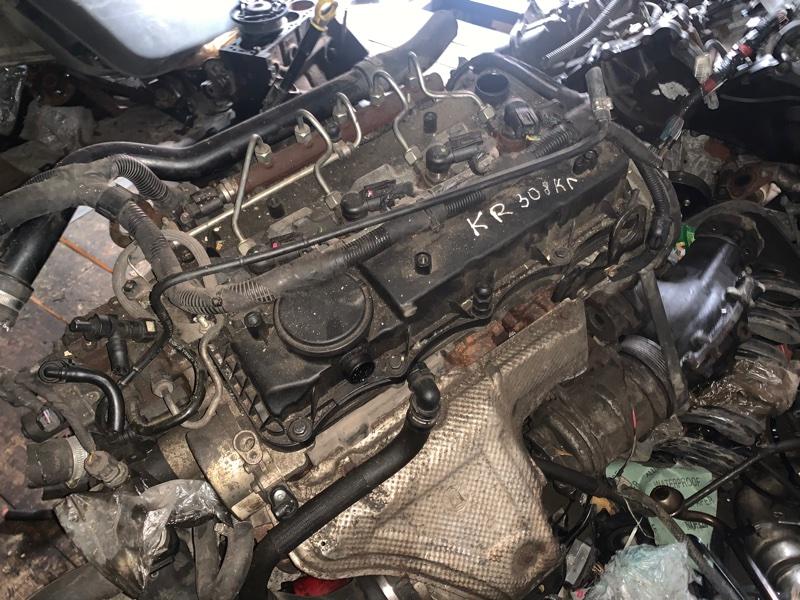 Двигатель Peugeot Boxer 4H03 2012 (б/у)