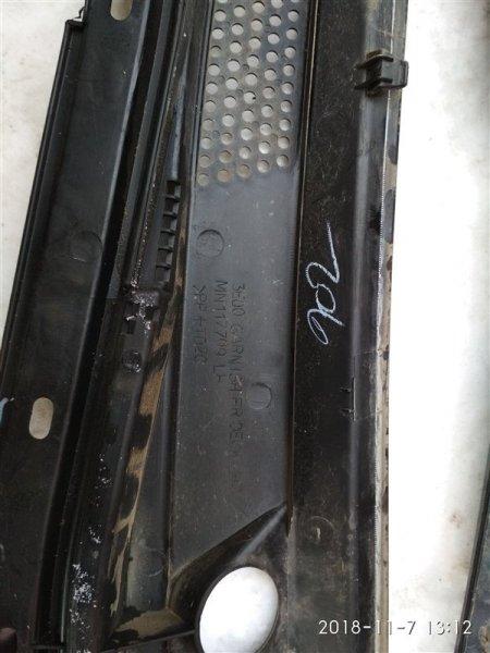 Жабо (панель дворников) Mitsubishi L200 Kb4T KB4T 4D56 2014 (б/у)