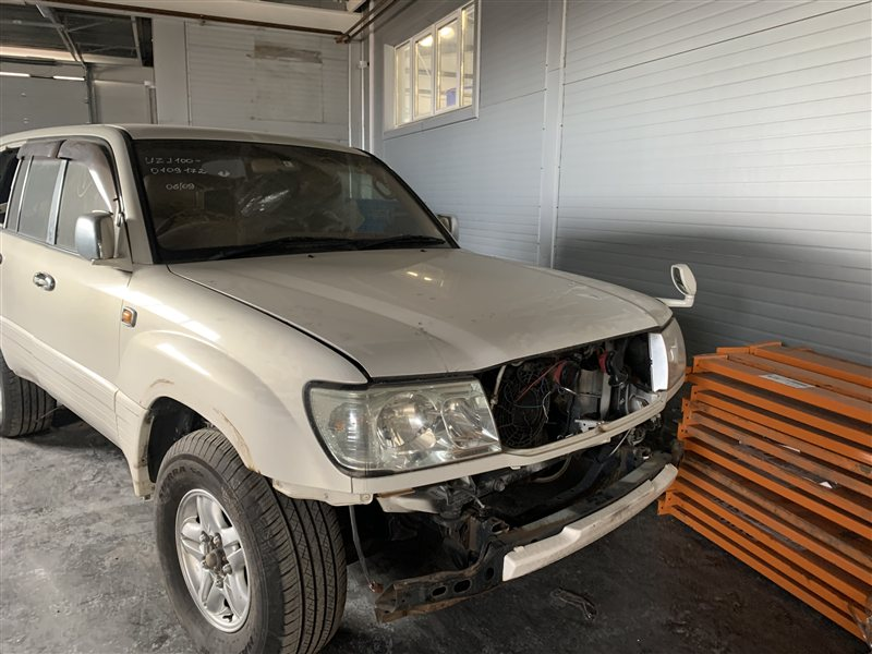 Крыша Toyota Land Cruiser 100 UZJ100 2UZ-FE 2002 (б/у)