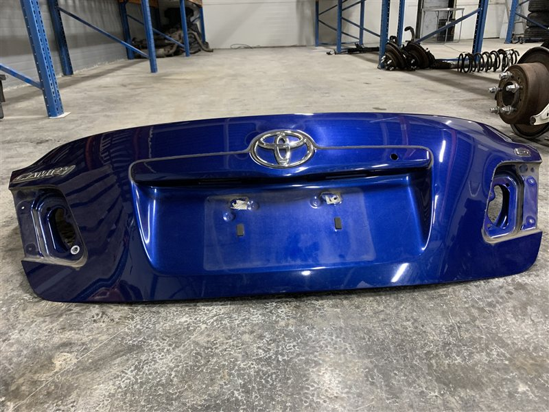 Крышка багажника Toyota Camry 40 ACV40 2AZ-FE 2006 (б/у)