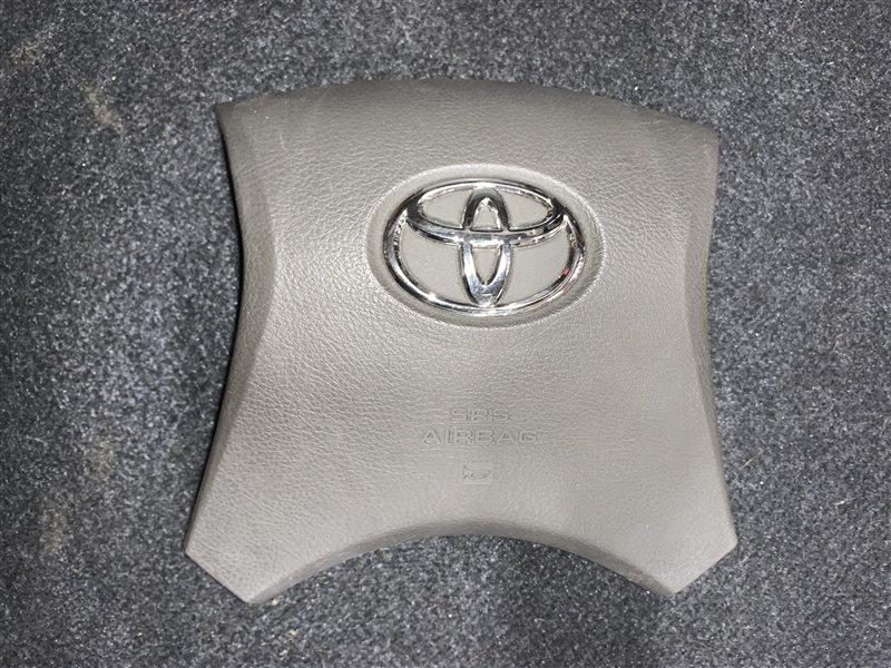 Подушка безопасности в рулевое колесо Toyota Camry 40 ACV40 2AZ-FE 2006 (б/у)