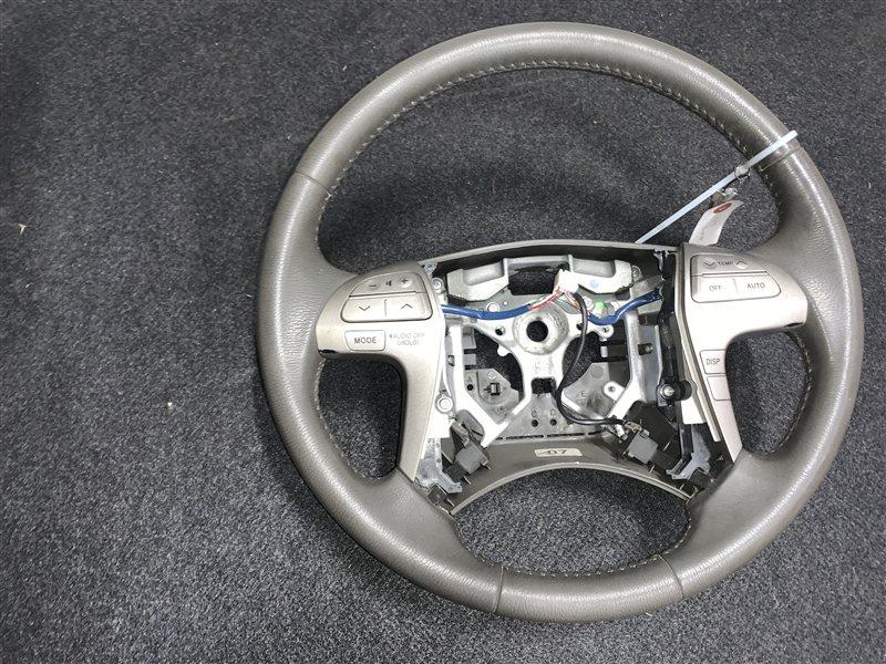 Руль Toyota Camry 40 ACV40 2AZ-FE 2006 (б/у)
