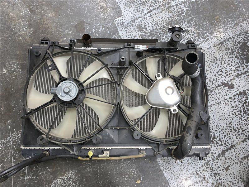 Диффузор Toyota Camry 40 ACV40 2AZ-FE 2006 (б/у)