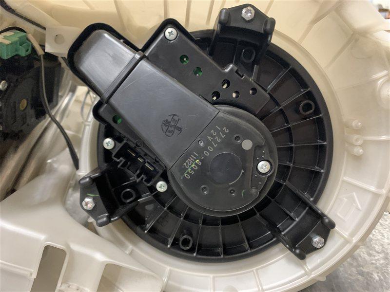 Моторчик печки Toyota Camry 40 ACV40 2AZ-FE 2006 (б/у)