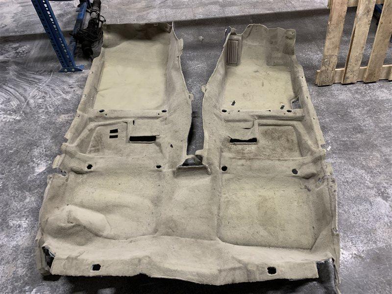 Обшивка пола ( ковролин) Toyota Camry 40 ACV40 2AZ-FE 2006 (б/у)