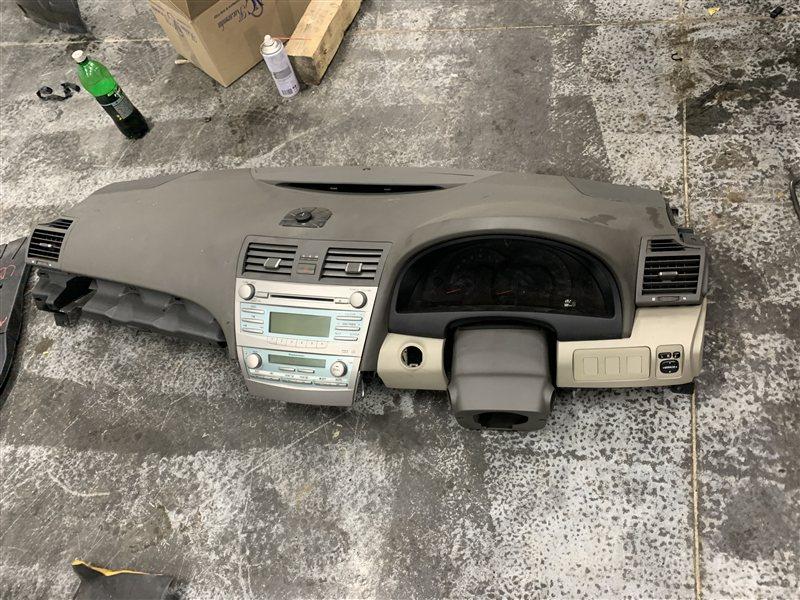 Торпедо Toyota Camry 40 ACV40 2AZ-FE 2006 (б/у)