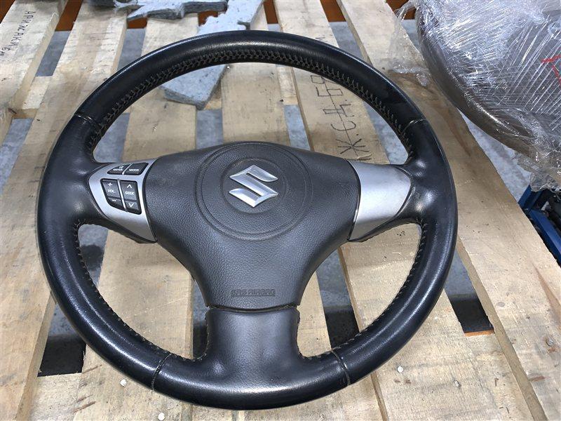 Подушка в рулевое колесо air bag Suzuki Grand Vitara TD94W H27A . J24B 2006 (б/у)