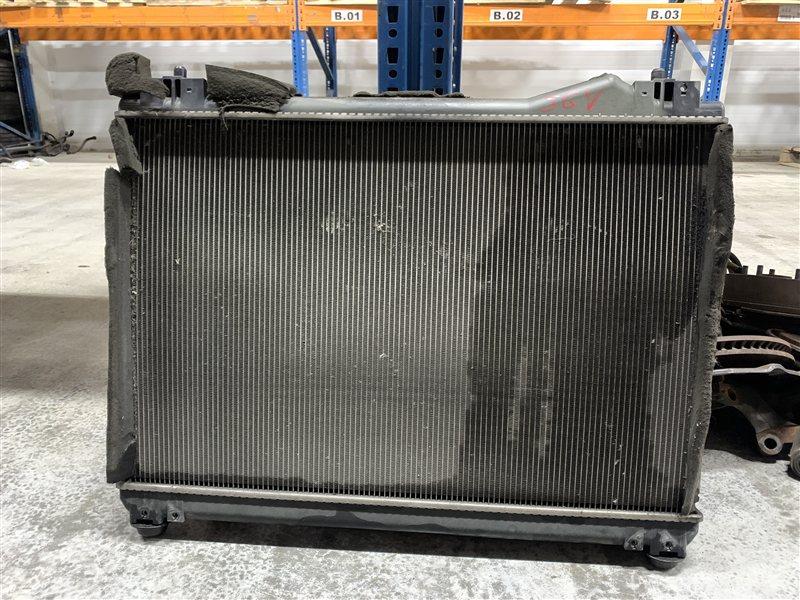 Радиатор кондиционера Suzuki Grand Vitara TD94W H27A 2006 (б/у)