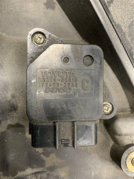 Датчик массового расхода воздуха Toyota Land Cruiser Prado 120 GRJ120-5034079 1GR-FE 2006 (б/у)