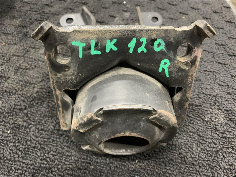 Подушка двигателя Toyota Land Cruiser Prado 120 GRJ120-5034079 1GR-FE 2006 правая (б/у)