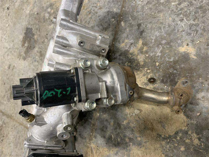 Клапан рециркуляции выхлопных газов Mitsubishi Pajero Sport KH0 4D56 2015 (б/у)