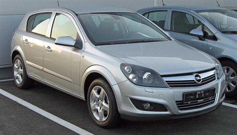 Авто на разбор Opel Astra H L48 Z18XER 2009 (б/у)