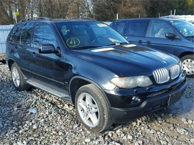 Авто на разбор Bmw X5 E53 E53 M57D30TU 2005 (б/у)