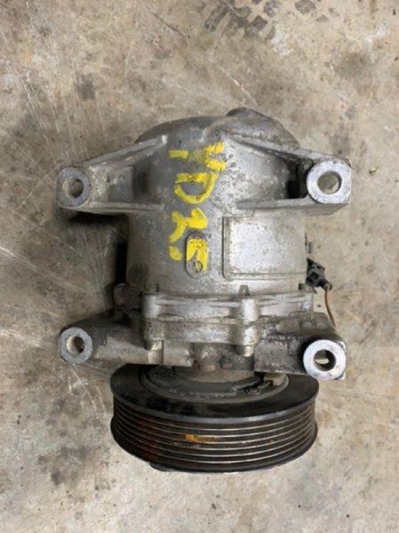 Компрессор кондиционера Nissan Navara D40 D40 YD25DDTI 2008 (б/у)