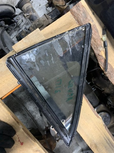 Стекло двери Toyota Camry 40 ACV40 2AZ-FE 2006 заднее правое (б/у)