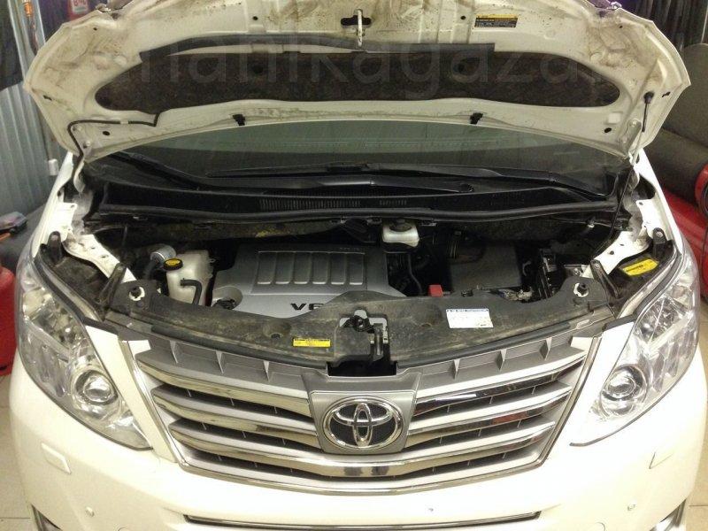 Двигатель Toyota Alphard H20 H20 2GR-FE 2011 (б/у)