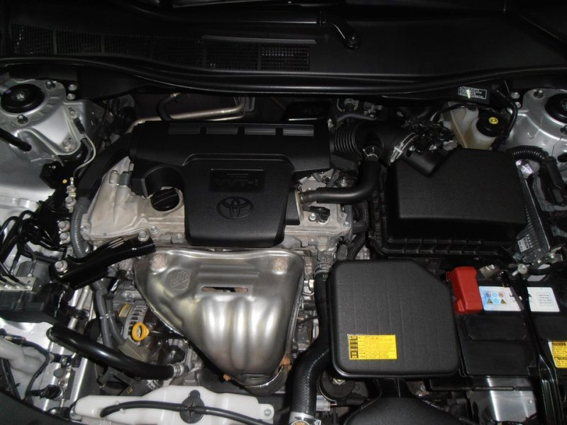 Двигатель Toyota Camry Xv50 ASV50 2AR-FE 2011 (б/у)