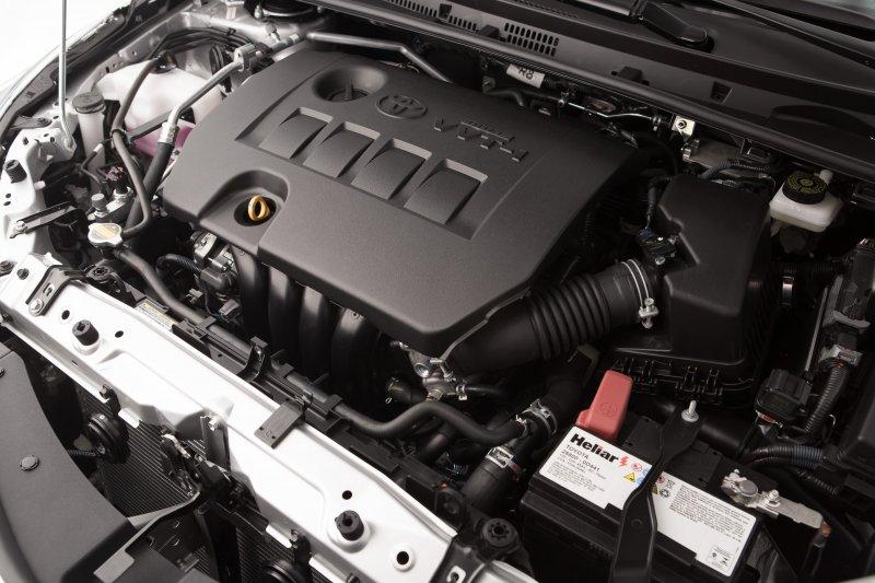 Двигатель Toyota Corolla E180 ZRE182 2ZR-FE 2012 (б/у)