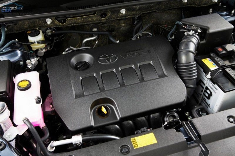 Двигатель Toyota Rav4 ZSA30 3ZR-FAE 2010 (б/у)