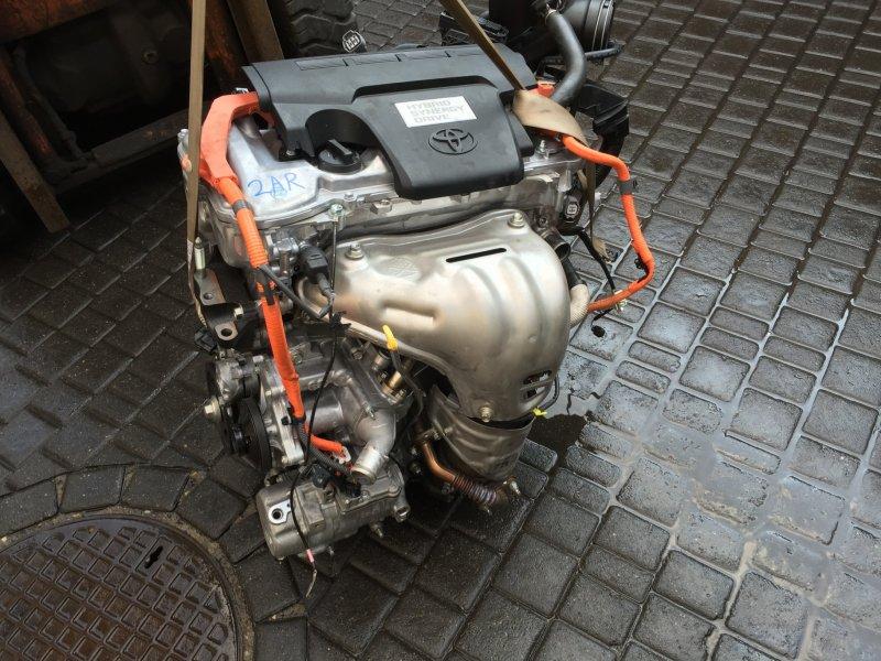 Двигатель Toyota Rav4 Asa44 ASA44 2AR-FE 2015 (б/у)
