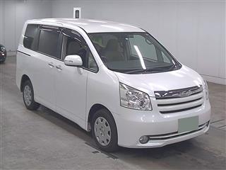 Авто на разбор Toyota Noah R70 DBA-ZRR75G 3ZR-FAE 2010 (б/у)
