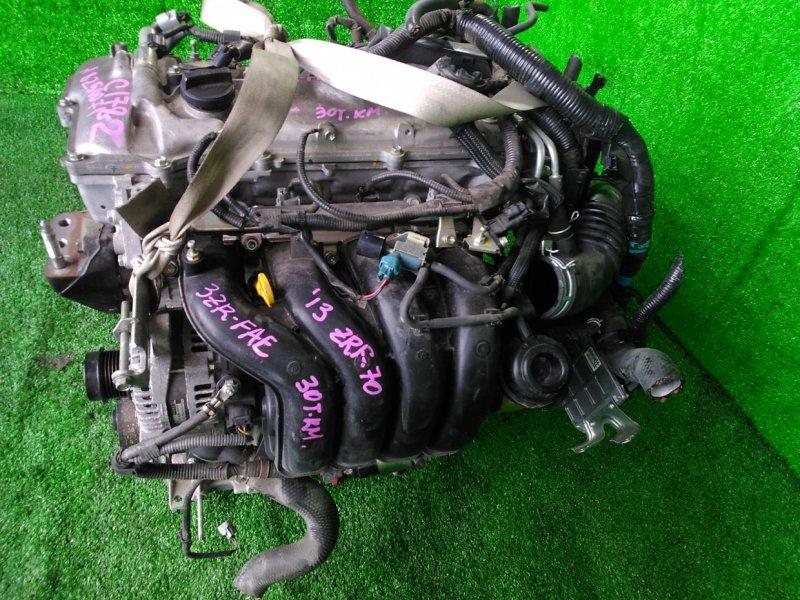 Двигатель Toyota Noah R70 DBA-ZRR70W 3ZR-FAE 2010 (б/у)