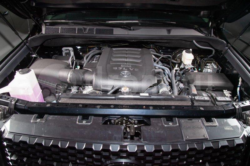 Двигатель Toyota Tundra Xk50 USK51 3UR-FE 2009 (б/у)