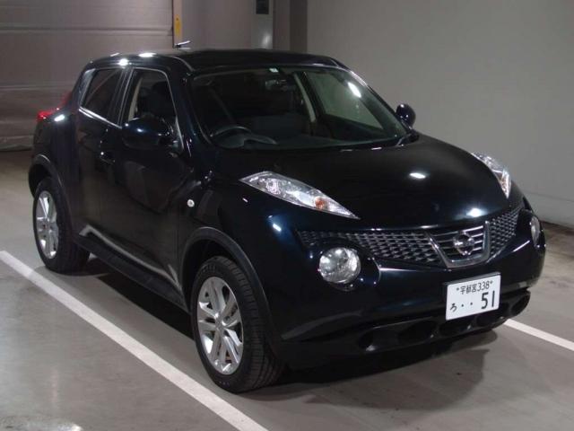 Авто на разбор Nissan Juke Yf15 YF15 HR16DE 2011 (б/у)