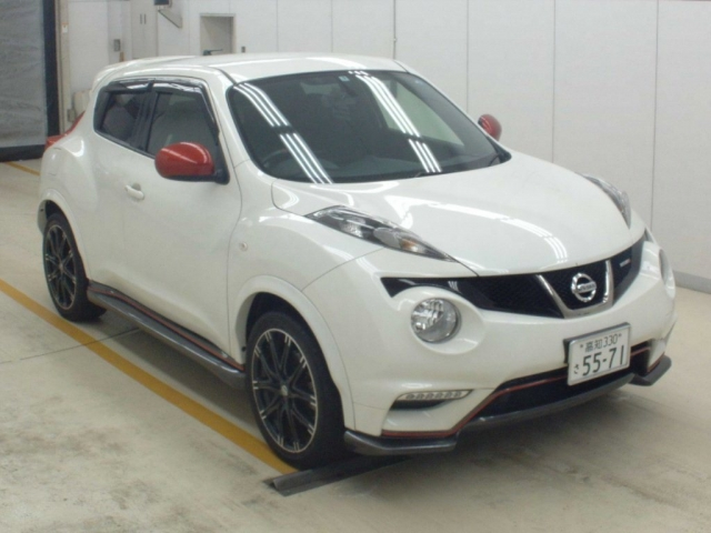 Авто на разбор Nissan Juke Yf15 YF15 MR16DDT 2011 (б/у)