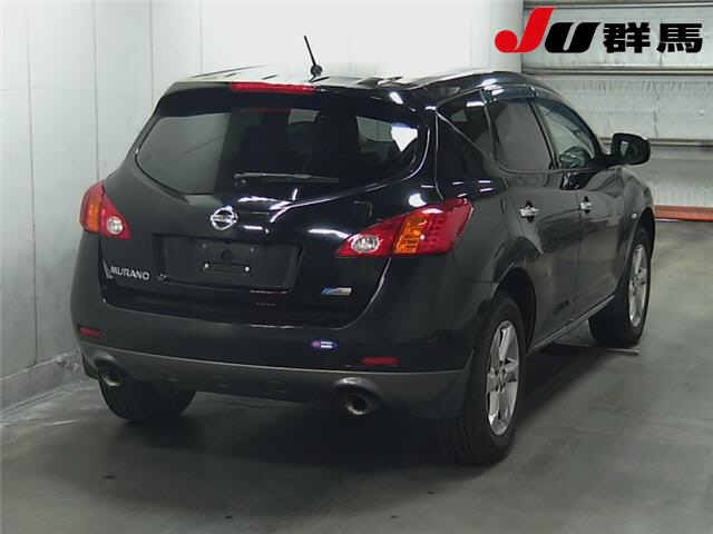 Авто на разбор Nissan Murano Z51 Z51 VQ35DE (б/у)