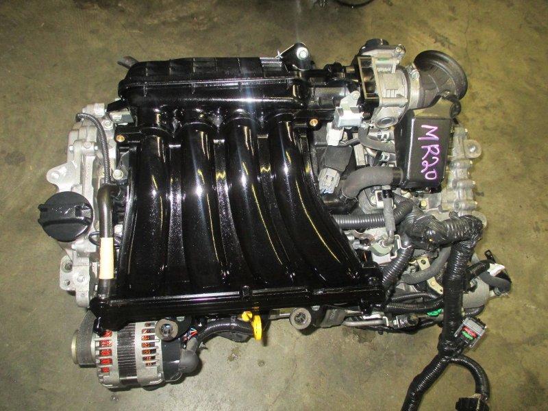 Двигатель Nissan Qashqai J10 J10 MR20DE 2011 (б/у)