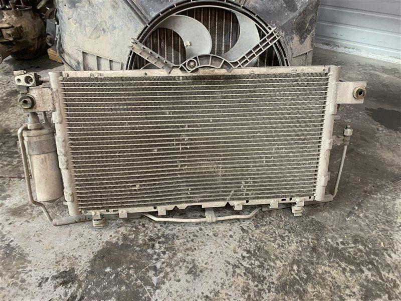 Радиатор кондиционера Great Wall Hover H2 4G64 S4M 2006 (б/у)
